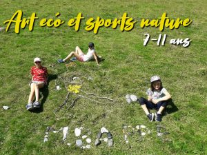 Art eco et sports nature 7-11 ans